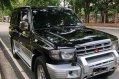 Black Mitsubishi Pajero 2003 for sale -1