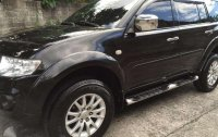 2012 Mitsubishi Montero Sport GLS V AT 4x2 For Sale