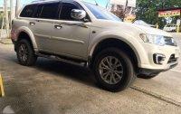 2015 Mitsubishi Montero Gtv 4x4 FOR SALE
