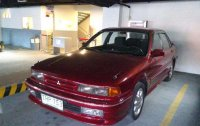Mitsubishi Galant Gti  2.0 DOHC Red For Sale
