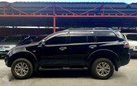 2015 Mitsubishi Montero GLSV AT Black For Sale