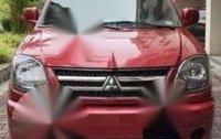 2017 Mitsubishi Adventure Glx MT Red For Sale