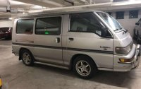 Mitsubishi L300 Exceed Silver Van For Sale