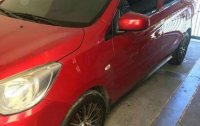 Mitsubishi GLX Mirage AT 2015 Red For Sale