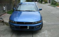 Mitsubishi Galant 2001 Model Blue For Sale