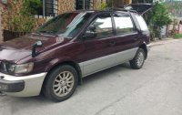 Mitsubishi Space Wagon 1997 Red For Sale