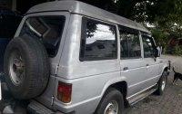 Mitsubishi pajero 4x4 diesel 1987