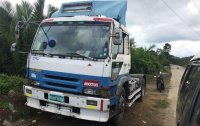 1997 Mitsubishi Fuso tractor head (8DC10) - Asialink pre owned cars