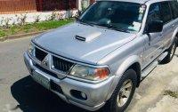 Mitsubishi Montero Sport GLS Diesel 4WD 2005 for sale