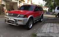 1997 Mitsubishi Montero Sports Automatic transmission