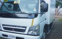 MITSUBISHI Fuso Canter refrigerated van japan 2018