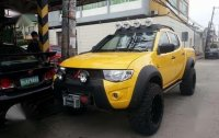 2007 Mitsubishi Strada 4x4 FOR SALE