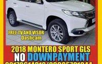 2018 MITSUBISHI Montero sport NO DP Gls Premium Mirage g4 Glx Strada 2019 Xpander