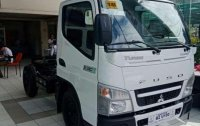MTISUBISHI Canter fe71 with fb body all 135k 2018