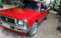 1997 Mitsubshi L200 pick up for sale