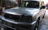 Mitsubishi Endeavor XT2, Diesel 4x2 manual transmission