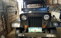 For Sale 2005 MITSUBISHI Military Jeep 4x4