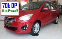 2015 Mitsubishi Mirage Automatic Gasoline well maintained