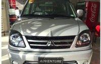 Mitsubishi Adventure 2015 Diesel Manual Beige
