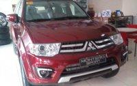 Mitsubishi Montero 2015 P1,158,000 for sale