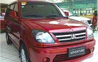 2015 Mitsubishi Adventure Diesel Manual