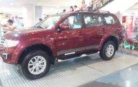 Mitsubishi Montero 2015 Diesel Manual for sale