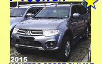2015 Mitsubishi Montero for sale in Quezon City