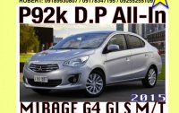 2015 Mitsubishi Mirage Inline Automatic for sale at best price