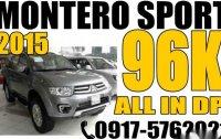 2015 Mitsubishi Montero for sale in Pasay