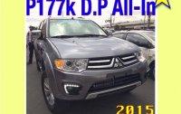 2015 Mitsubishi Montero for sale