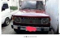 Mitsubishi Pajero 1990 for sale
