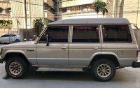 Mitzubishi Pajero Wagon Model: 1992 Diesel