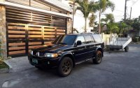2005 Mitsubishi Montero Sport 4x4 automatic for sale