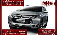 LOW DP 2018 Mitsubishi Montero Sport for sale