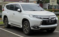 Brand new Mitsubishi Montero Sport for sale
