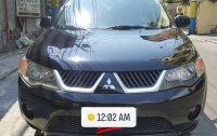 2nd Hand (Used) Mitsubishi Outlander 2008 Automatic Gasoline for sale in Tagaytay
