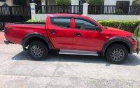 Selling 2nd Hand (Used) 2015 Mitsubishi Strada Manual Diesel in Taguig