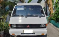 2nd Hand (Used) Mitsubishi L300 1997 Van for sale in Quezon City