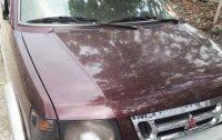 2nd Hand (Used) Mitsubishi Adventure 2001 for sale in San Mateo