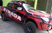 2015 Mitsubishi Strada for sale in Zamboanga City