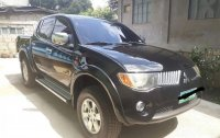 Selling Mitsubishi Strada 2008 Manual Diesel in San Isidro