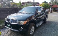 Selling Mitsubishi Strada 2008 Manual Diesel in Baler