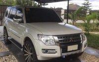 For sale 2015 Mitsubishi Pajero Automatic Diesel in Manila