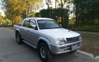 Mitsubishi Strada 2003 Manual Diesel for sale in Cagayan de Oro