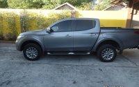 Selling 2nd Hand Mitsubishi Strada 2015 Manual Diesel in Tacloban