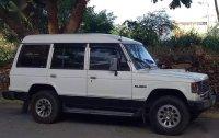 Selling 2nd Hand Mitsubishi Pajero 1991 in Malabon