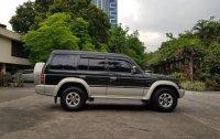 Sell Black 1995 Mitsubishi Pajero in Quezon City