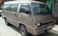 Sell 2nd Hand 2003 Mitsubishi L300 Van in Las Piñas