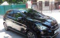 Black Mitsubishi Mirage 2018 for sale in Automatic