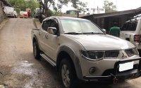 White Mitsubishi Strada 2009 Truck for sale in Baguio